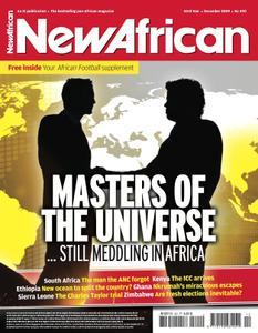 New African - December 2009