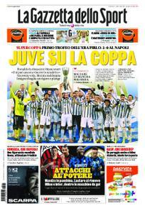 La Gazzetta dello Sport Sicilia – 21 gennaio 2021