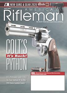 American Rifleman - April 2020