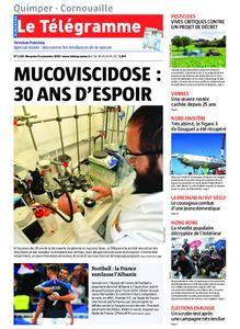 Le Télégramme Ouest Cornouaille – 08 septembre 2019