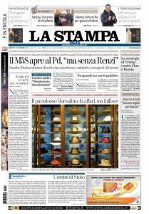 La Stampa Imperia e Sanremo - 19 Dicembre 2017
