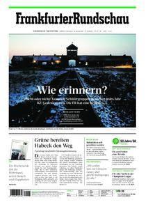 Frankfurter Rundschau Main-Taunus - 27. Januar 2018
