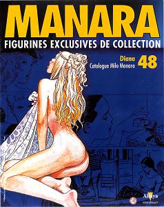 Manara - Figurines Exclusives De Collection - Tome 48