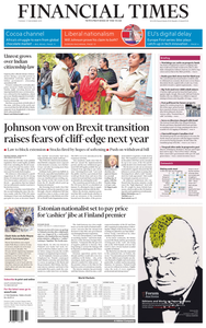 Financial Times UK – 17 December 2019