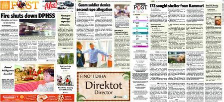 The Guam Daily Post – November 28, 2019