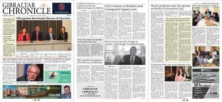 Gibraltar Chronicle – 05 June 2018