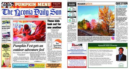 The Laconia Daily Sun – October 19, 2019