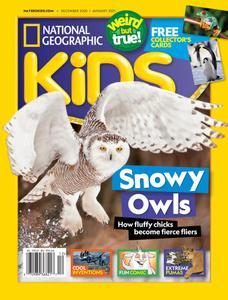National Geographic Kids USA - December 2020