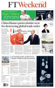 Financial Times Asia - June 29, 2019