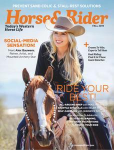 Horse & Rider USA - September 2019