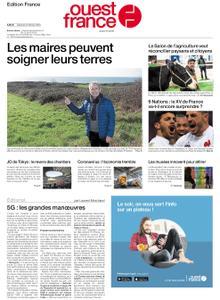 Ouest-France Édition France – 22 février 2020