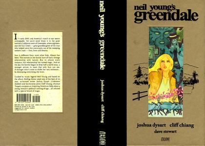 Neil Youngs Greendale GN 2010 c2c Archangel