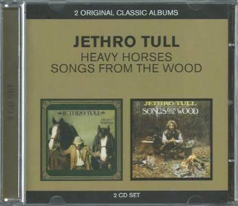 Jethro Tull - Songs From The Wood & Heavy Horses (2003)