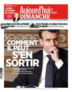 Aujourd'hui en France du Dimanche 7 Octobre 2018