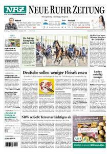 NRZ Neue Ruhr Zeitung Essen-Postausgabe - 11. Januar 2018