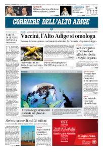 Corriere dell'Alto Adige – 12 dicembre 2018