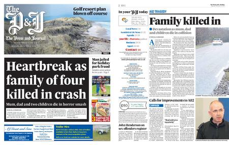 The Press and Journal Moray – February 22, 2020