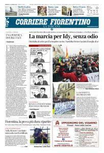 Corriere Fiorentino La Toscana - 11 Marzo 2018