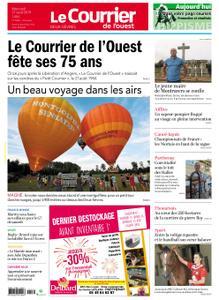 Le Courrier de l'Ouest Deux-Sèvres – 21 août 2019
