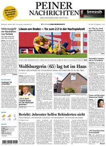 Peiner Nachrichten - 08. Oktober 2018