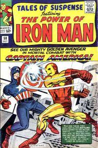 Iron Man in Tales of Suspense v1 058 Complete Marvel Collection