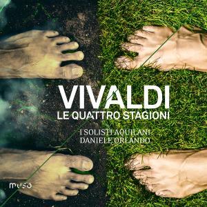 Daniele Orlando & I Solisti Aquilani - Antonio Vivaldi: Le Quattro Stagione (2018) [Official Digital Download 24/96]