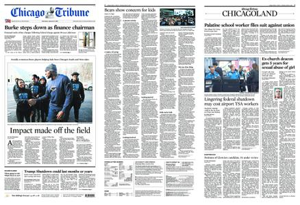 Chicago Tribune – January 05, 2019