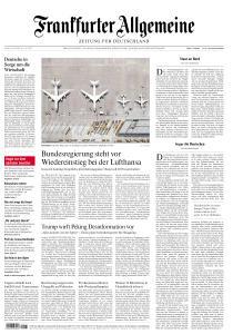 Frankfurter Allgemeine Zeitung - 22 Mai 2020
