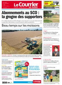 Le Courrier de l'Ouest Angers – 23 juillet 2021