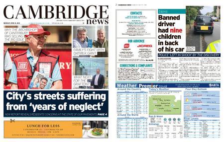 Cambridge News – June 21, 2021