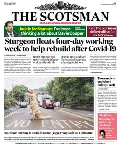 The Scotsman - 22 May 2020