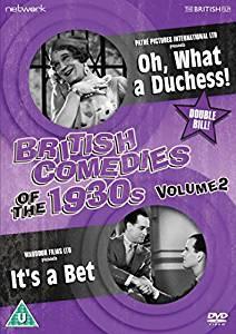 British Comedies of the 1930s Volume 2 (2015)