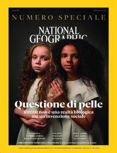 National Geographic Italia - aprile 2018