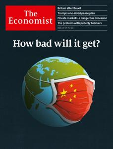 The Economist Latin America – 01 February 2020