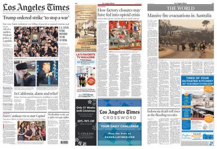 Los Angeles Times – January 04, 2020
