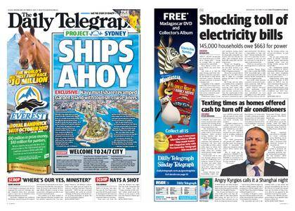 The Daily Telegraph (Sydney) – October 11, 2017