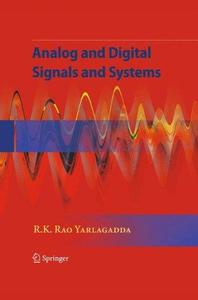 Analog and Digital Signals and Systems (Repost)