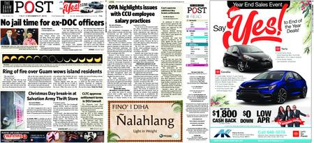 The Guam Daily Post – December 27, 2019