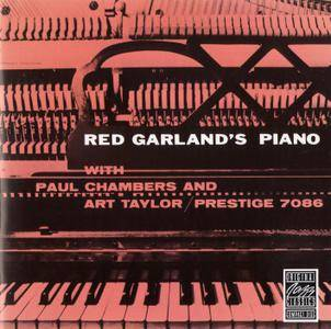 Red Garland - Red Garland's Piano (1957) Remastered Reissue 1987