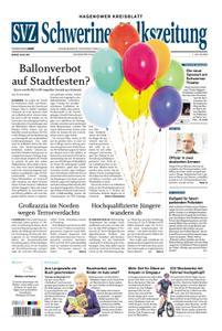 Schweriner Volkszeitung Hagenower Kreisblatt - 12. September 2019