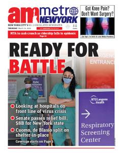 AM New York - March 19, 2020