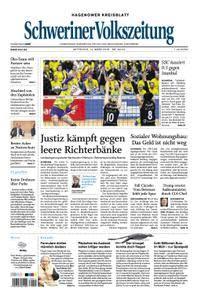 Schweriner Volkszeitung Hagenower Kreisblatt - 14. März 2018