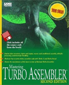 Mastering Turbo Assembler