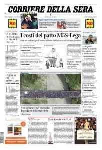 Corriere della Sera - 18 Maggio 2018