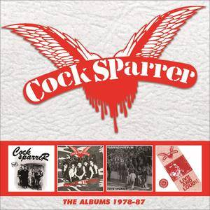 Cock Sparrer – The Albums 1978-87 (2018)