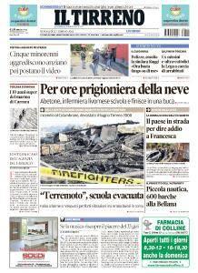 Il Tirreno Livorno - 21 Febbraio 2018