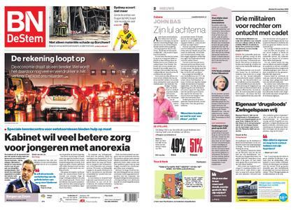 BN DeStem - Bergen op Zoom – 12 november 2019