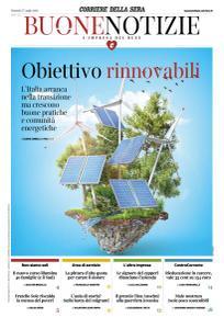 Corriere della Sera Buone Notizie - 27 Luglio 2021