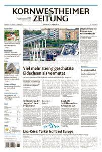 Kornwestheimer Zeitung - 15. August 2018