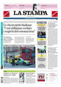 La Stampa Imperia e Sanremo - 3 Febbraio 2020